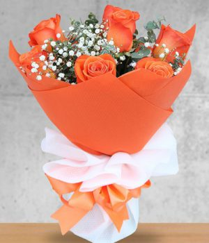 Orange Bouquet that rocks!
