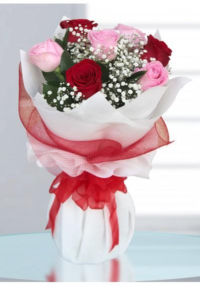 Always Beautiful Reddish Pink