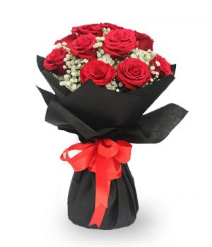 Gypsy Red Bouquet