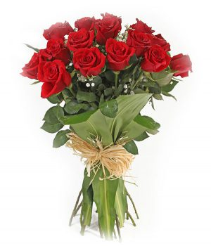 Simple Red Bouquet
